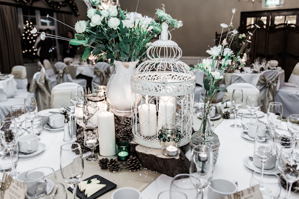 Wedding Table Decorations Vintage Theme Image Collections