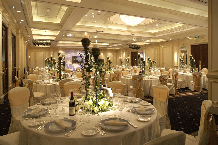 Ballroom Millenium Hotel London Mayfair Wedding Venue