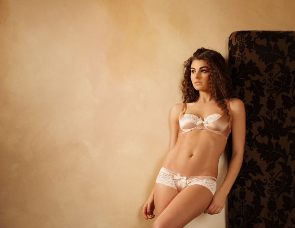 Busty bride in lingerie pics Luxury Bridal Lingerie From Silk And Sixpence