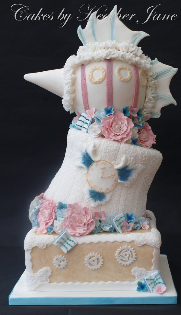 quirky wedding cakes artistic amp creative wedding cakes by cakes by 18942