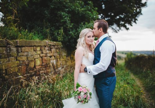 A Colour Pop Diy Wedding With Elegant Touches Held In A